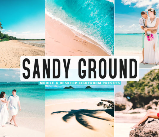 Free Sandy Ground Lightroom Presets