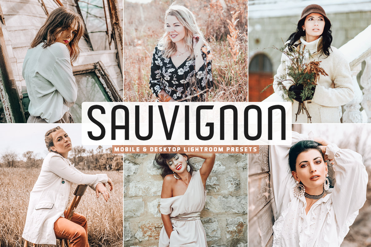 Free Sauvignon Lightroom Presets
