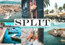Free Split Lightroom Presets