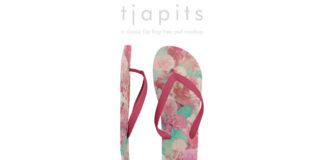 Free Tjapitis Flip Flop Mockup