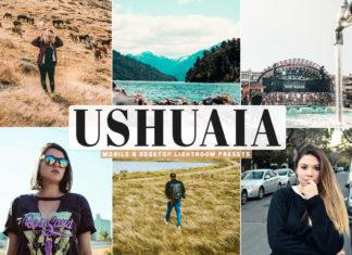 Free Ushuaia Lightroom Presets