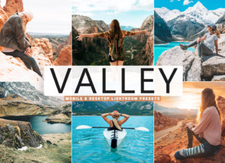 Free Valley Lightroom Presets