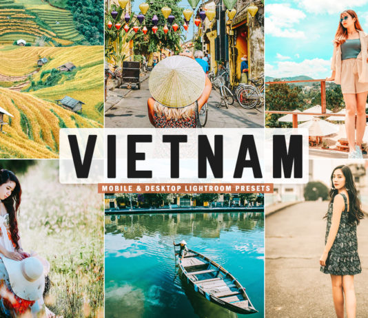 Free Vietnam Lightroom Presets