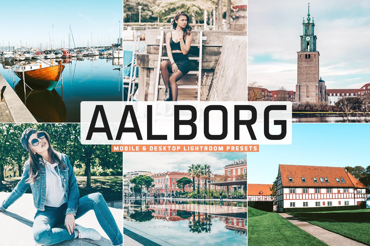 Free Aalborg Lightroom Presets
