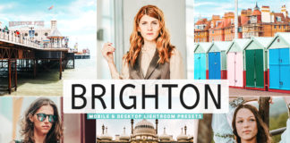 Free Brighton Lightroom Presets