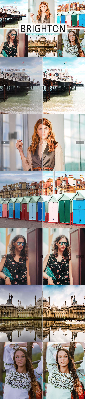 Free Brighton Lightroom Presets