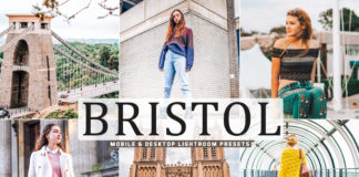 Free Bristol Lightroom Presets