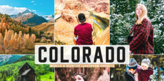 Free Colorado Lightroom Presets