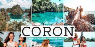Free Coron Lightroom Presets