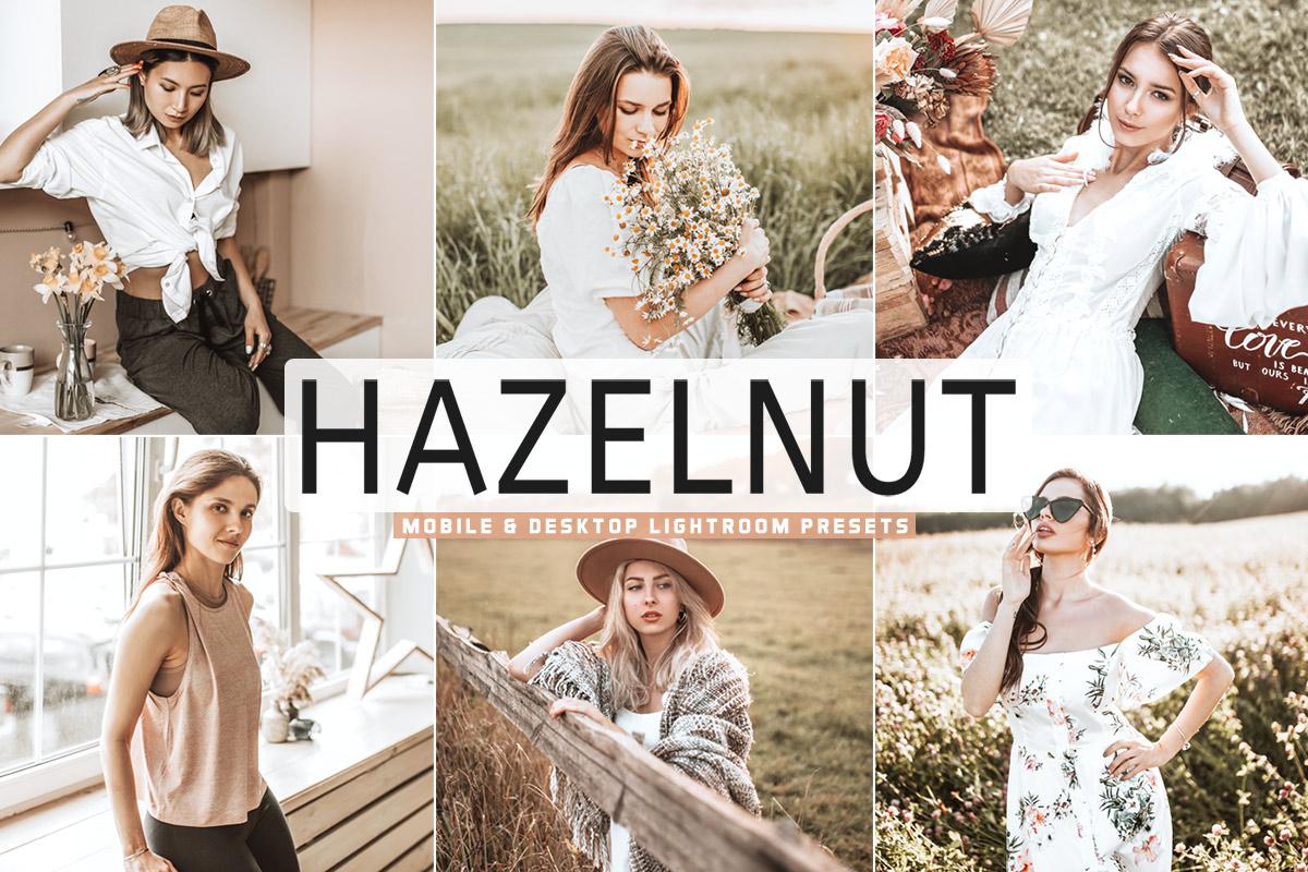 Free Hazelnut Lightroom Presets