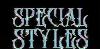 Free Holographic Chrome Text Effect V1