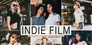 Free Indie Film Lightroom Presets