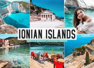 Free Ionian Islands Lightroom Presets