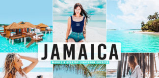 Free Jamaica Lightroom Presets