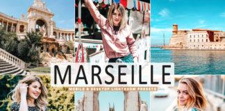 Free Marseille Lightroom Presets