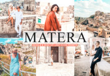 Free Matera Lightroom Presets