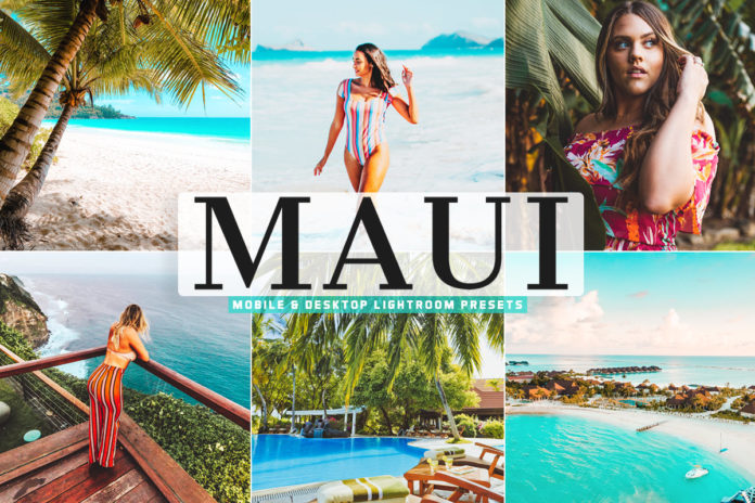 Free Maui Lightroom Presets