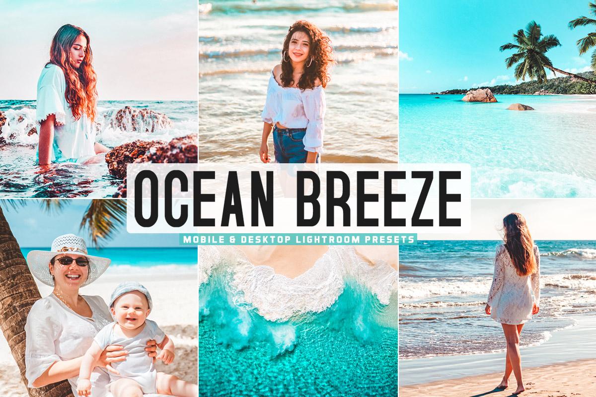 Free Ocean Breeze Lightroom Presets