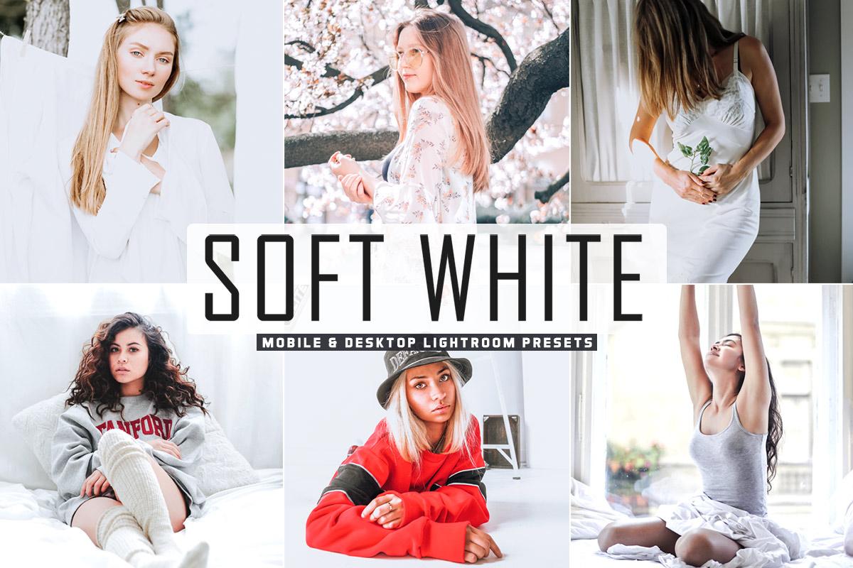 Free Soft White Lightroom Presets