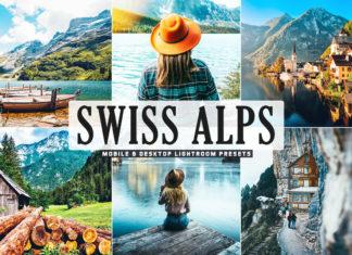 Free Swiss Alps Lightroom Presets