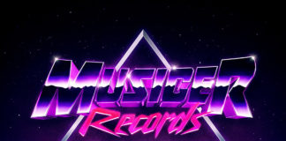 Free Synthwave 80s Text Effect