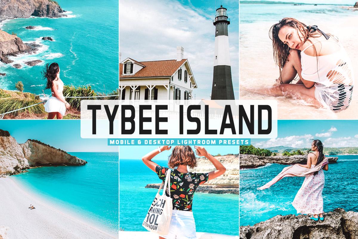Free Tybee Island Lightroom Presets