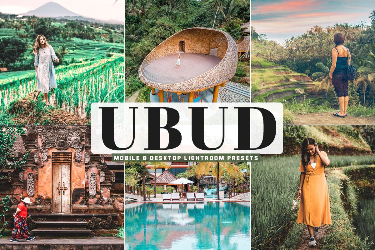 Free Ubud Lightroom Presets