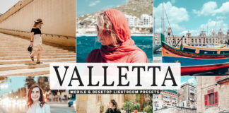 Free Valletta Lightroom Presets