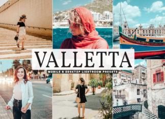 Free Valletta Lightroom Presets