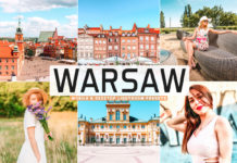 Free Warsaw Lightroom Presets