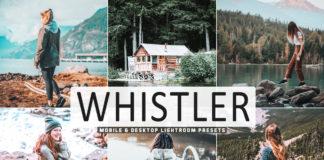 Free Whistler Lightroom Presets