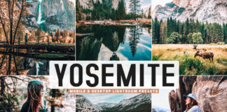 Free Yosemite Lightroom Presets