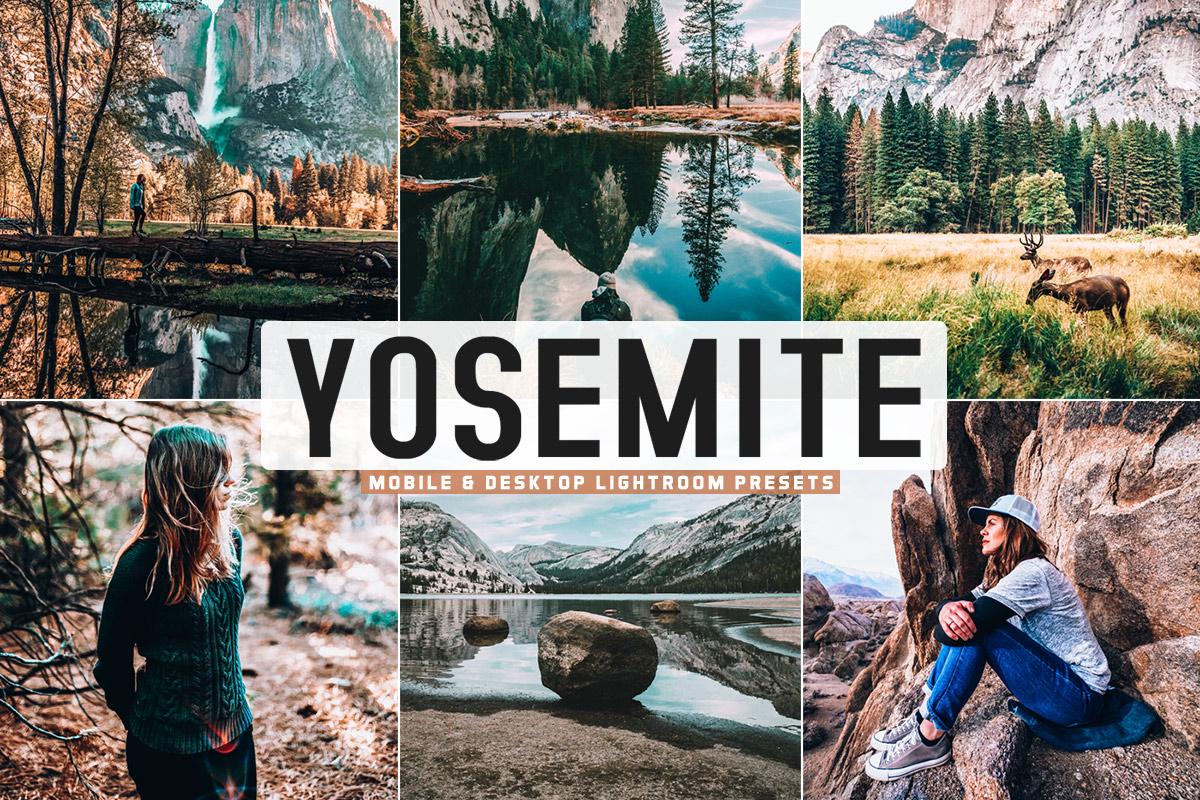 Free Yosemite Lightroom Presets