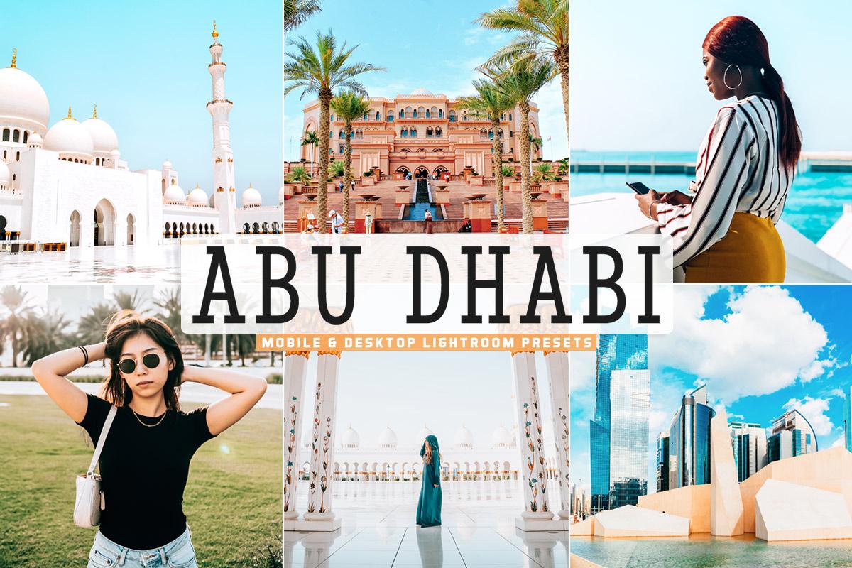Free Abu Dhabi Lightroom Presets
