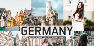 Free Germany Lightroom Presets