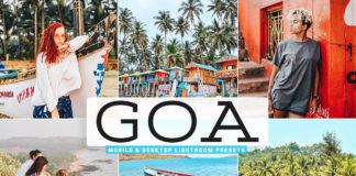 Free Goa Lightroom Presets