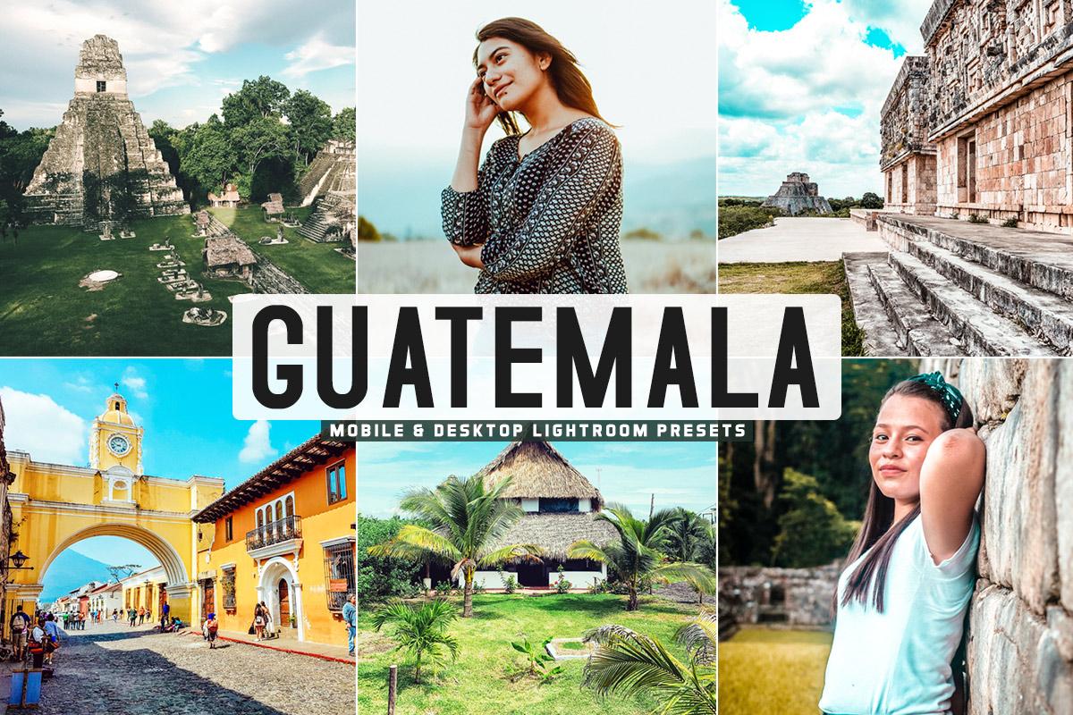 Free Guatemala Lightroom Presets