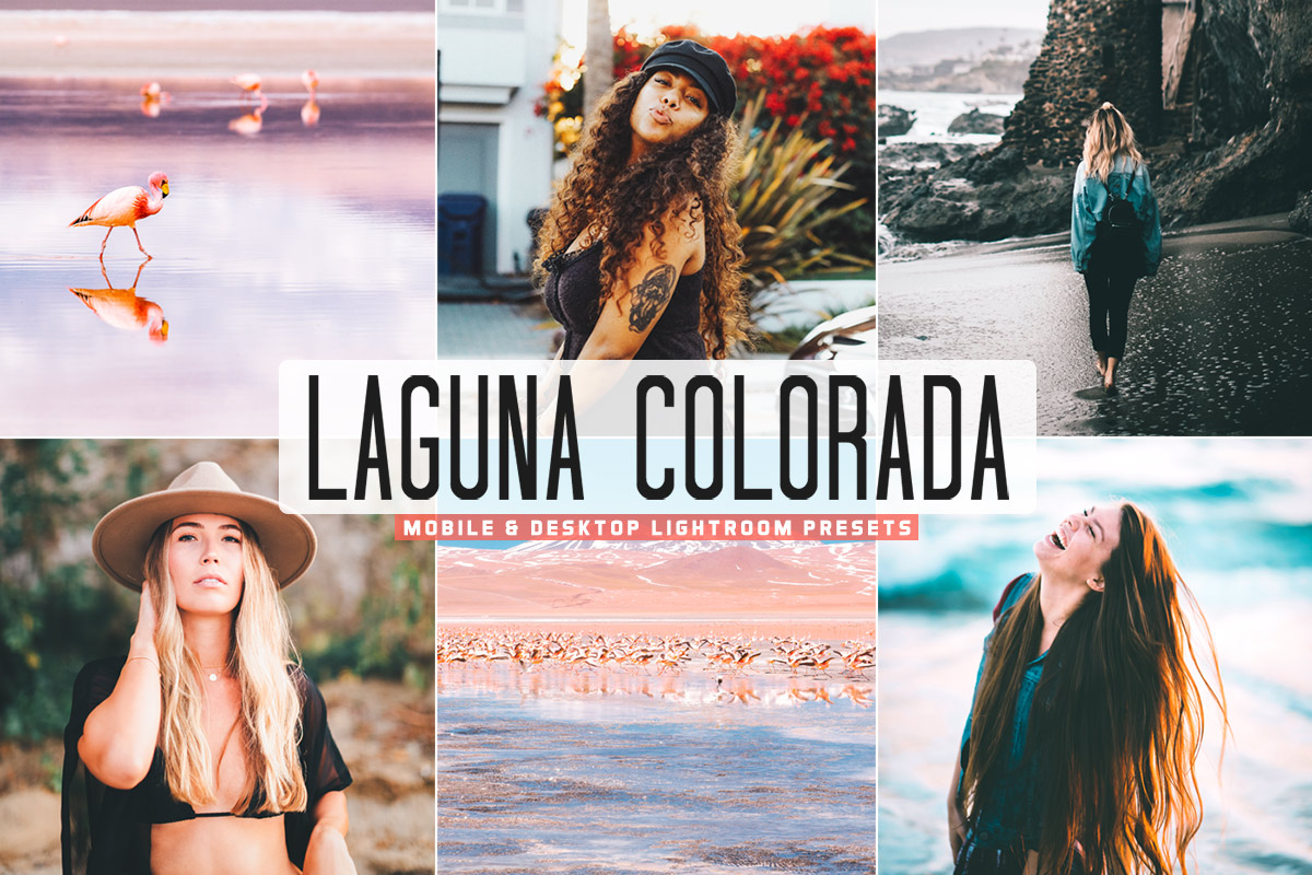Free Laguna Colorada Lightroom Presets