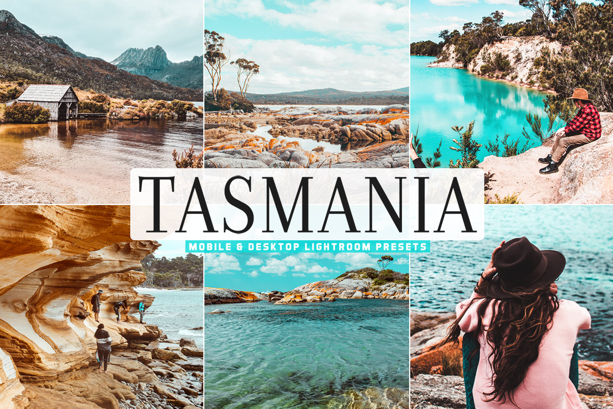 Free Tasmania Lightroom Presets