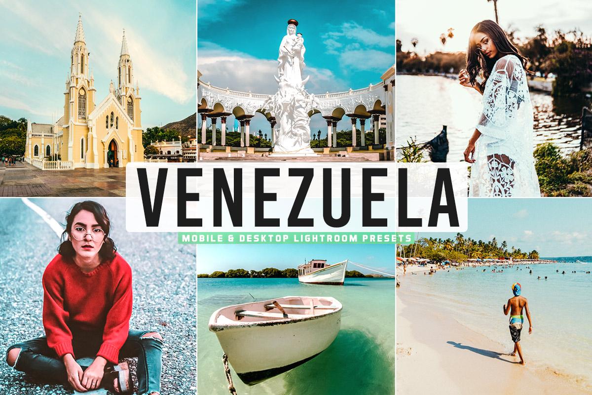 Free Venezuela Lightroom Presets
