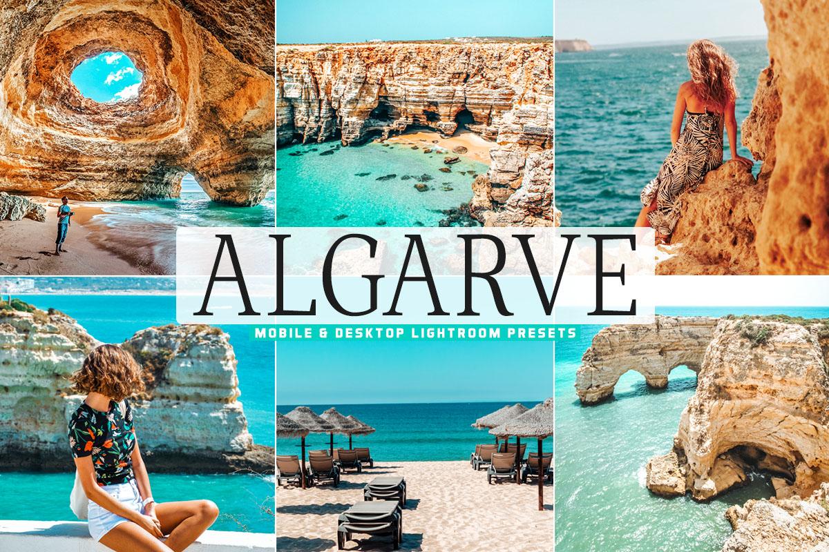 Free Algarve Lightroom Presets