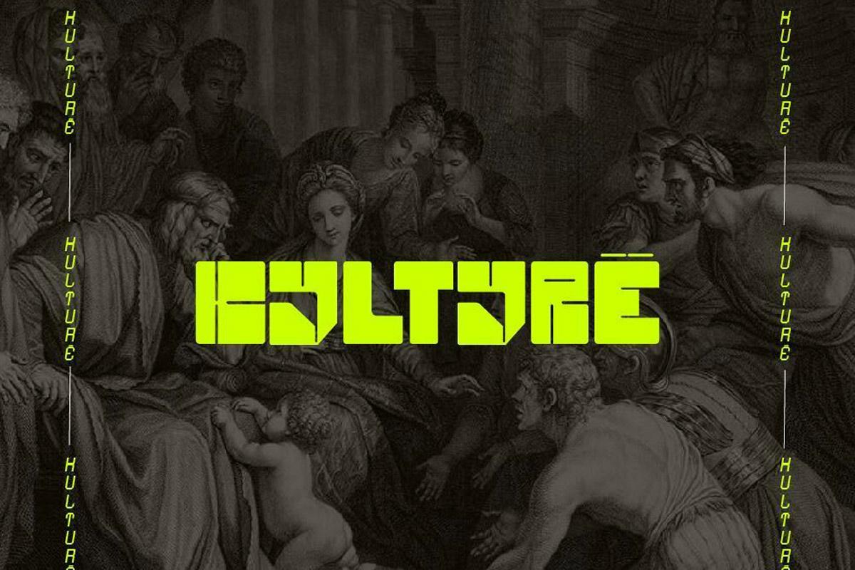 Free Kyltyrë Display Typeface