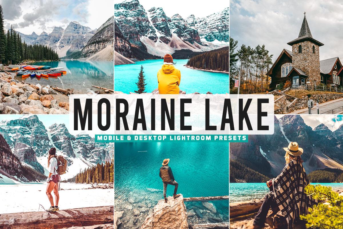 Free Moraine Lake Lightroom Presets