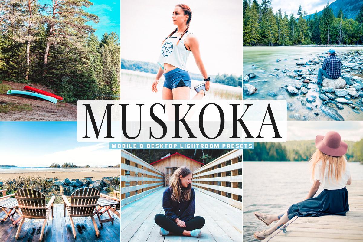 Free Muskoka Lightroom Presets