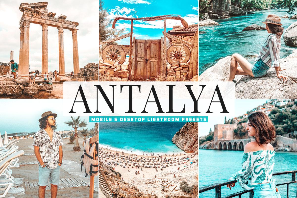 Free Antalya Lightroom Presets