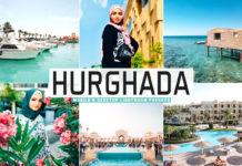 Free Hurghada Lightroom Presets