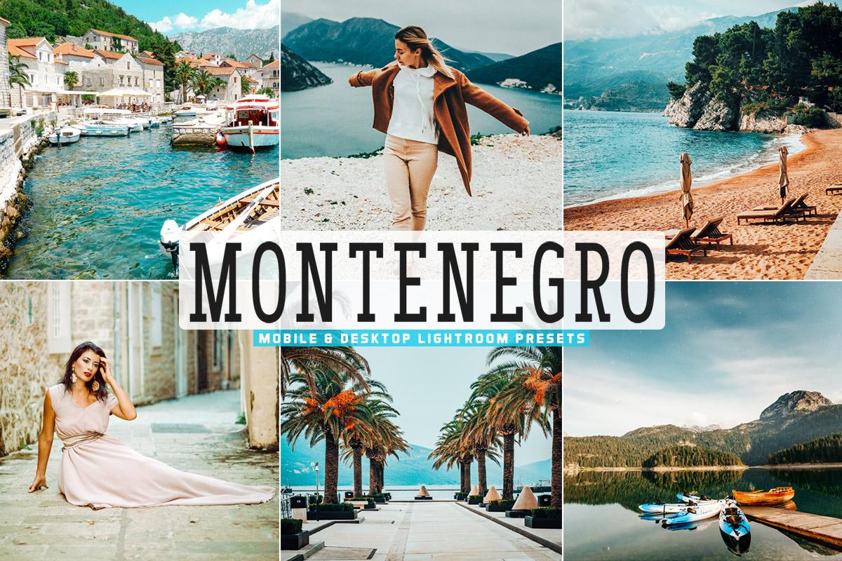 Free Montenegro Lightroom Presets