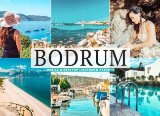 Free Bodrum Lightroom Presets