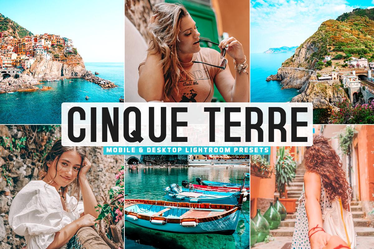 Free Cinque Terre Lightroom Presets