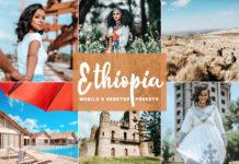Free Ethiopia Lightroom Presets